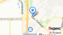 Автототал на карте
