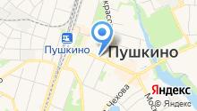 Копировальный центр на Московском проспекте на карте