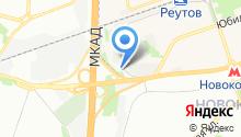 УАЗ-комплект на карте
