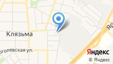 Мастерская по пошиву автомобильных чехлов на Пушкинской на карте