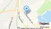 MaxMassage на карте
