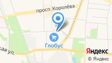 ВегаПаркинг на карте