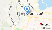 Храм в честь Святого Благоверного Великого князя Димитрия Донского на карте