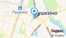 Пушкинская детская музыкальная школа №1 на карте