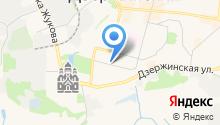 Никольский квартал на карте