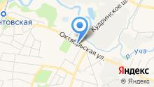 МЭТИ-РУС на карте