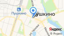 iPhone-центр на карте