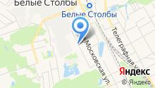 Домодедовское, ПО на карте