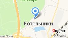Городская Котельническая ритуальная служба на карте