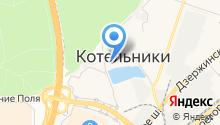 Храм во имя Святого Мученика Виктора-Воина на карте