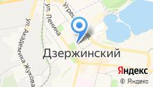 """Дезин24 - ООО """"Дезин24"""" на карте"""