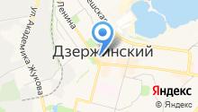 Магазин электроприборов на карте