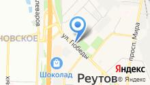 Адвокат Подколзина В.А. на карте
