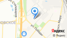Реутовский гарнизонный военный суд на карте