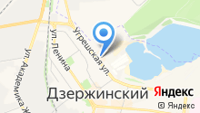 Кружок на карте