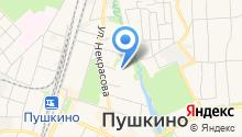 Академия красоты Юлии Хотеевой на карте