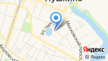 Компания бизнес-услуг на карте