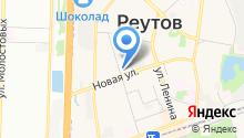 РЭУ №4-Новогиреевская на карте