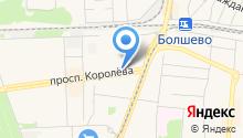 Муниципальный центр печати на карте