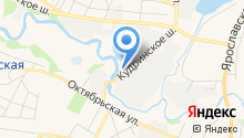 "ООО ""МИРАО"" - Торгово-сервисный центр на карте"
