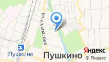 Мастерская по ремонту одежды на Некрасовском 3-м проезде на карте