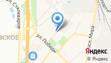 Реутовский Водоканал на карте
