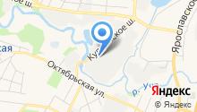 МаДи-сервис на карте
