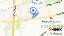 Лента на карте