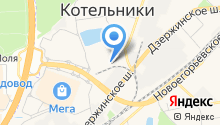 ТТМ Центр на карте