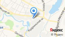 Индеп-Сервис на карте