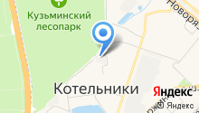 Белорусская лавка на карте