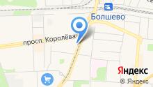 Московская областная государственная научная библиотека им. Н.К. Крупской на карте