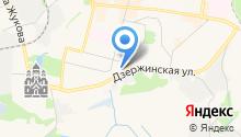Школа танцев на карте
