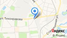 Бульдог Бир на карте