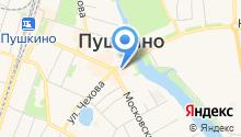 Московский Гриль на карте