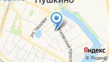 Юля Юлина на карте