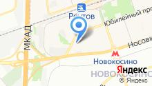 Topplitka на карте