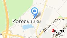 Русская баня на дровах на карте