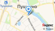 Ostraya Rosa на карте