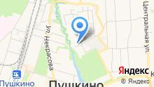 Центральная служба недвижимости на карте