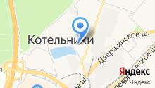 Солид Рем Строй на карте