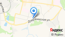 Почтовое отделение №140090 на карте