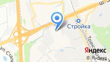 Магазин вентиляционного оборудования и сантехники на карте