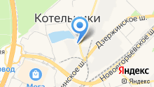 Русские газоны Ландшафт на карте