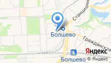 Мировые судьи Королёвского района на карте