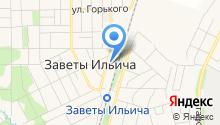 Межпоселенческая библиотека Пушкинского муниципального района, МБУК на карте