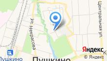Эля на карте