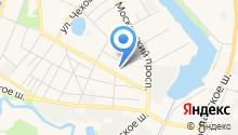 ТФОМС МО на карте