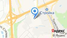 КЕДРО-ГРАНД на карте