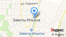 Автостоянка на Вокзальной на карте
